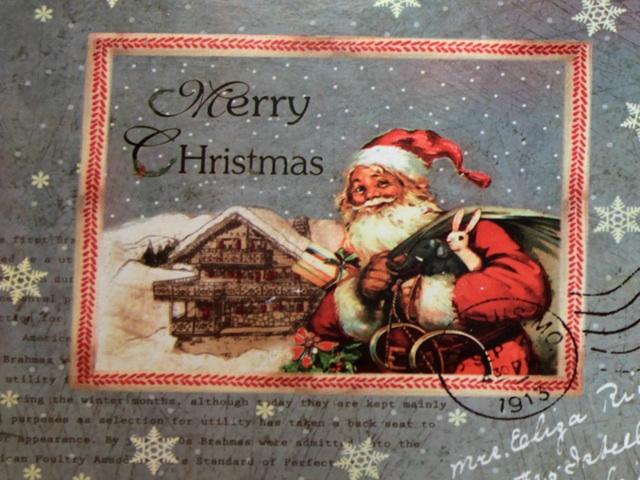 kerstdozen merry christmas